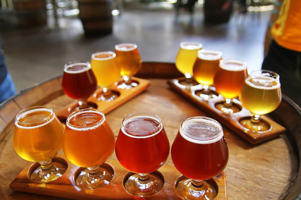 Bia thủ công, những yếu tố quyết định màu sắc của bia