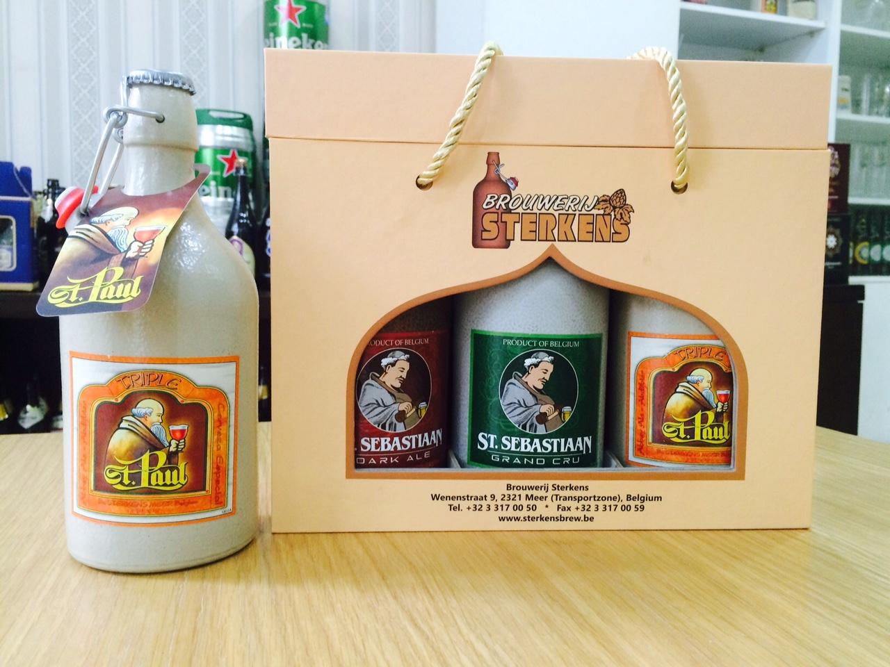 Câu chuyện về bia sứ Bỉ