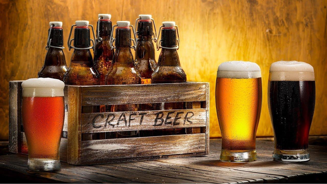 Bia thủ công tốt cho sức khỏe