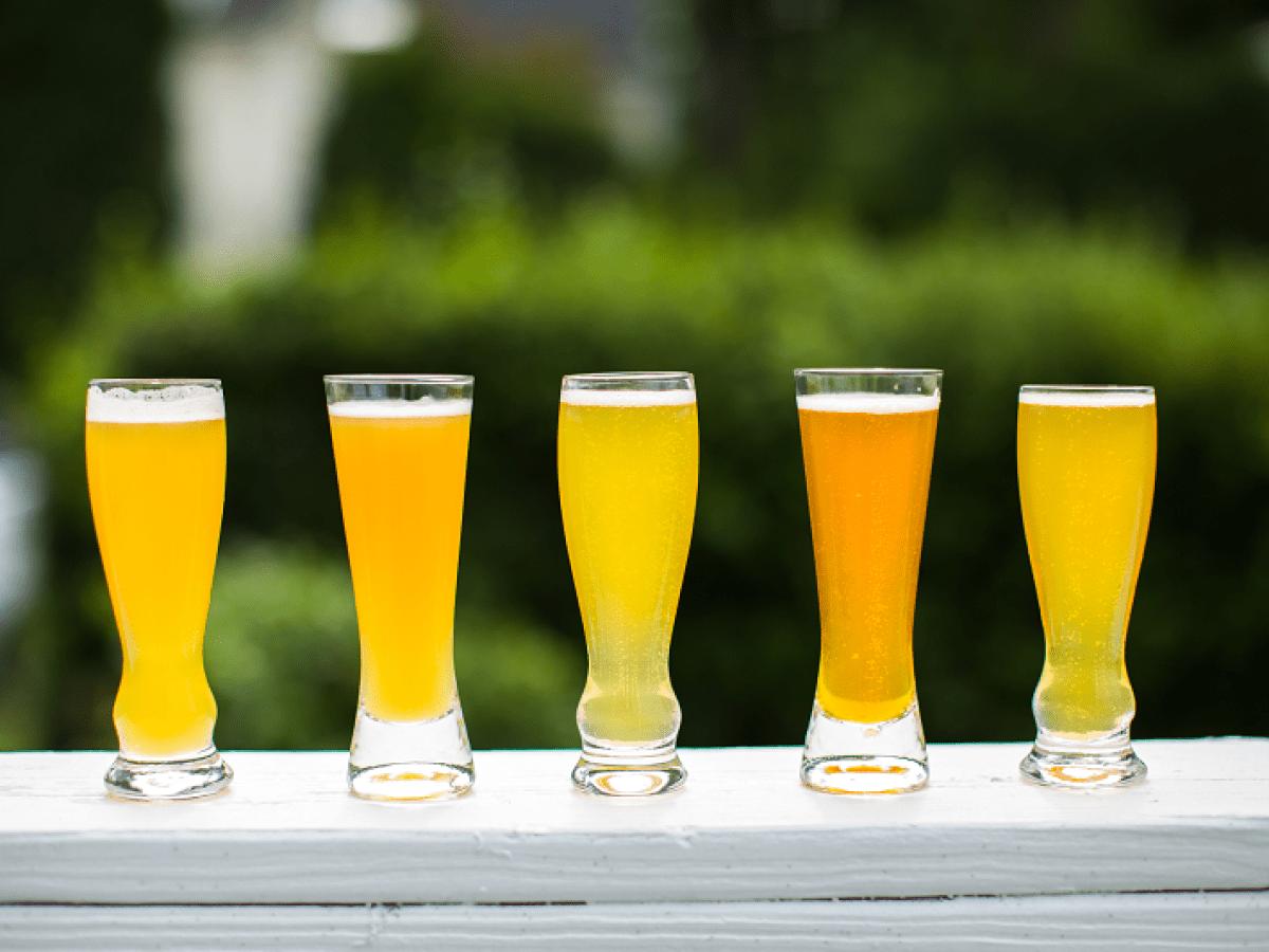 Bia thủ công - Craftbeer tinh hoa trong từng giọt bia