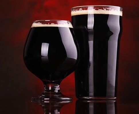 Bia Stout và Bia Porter sắc màu quyến rũ